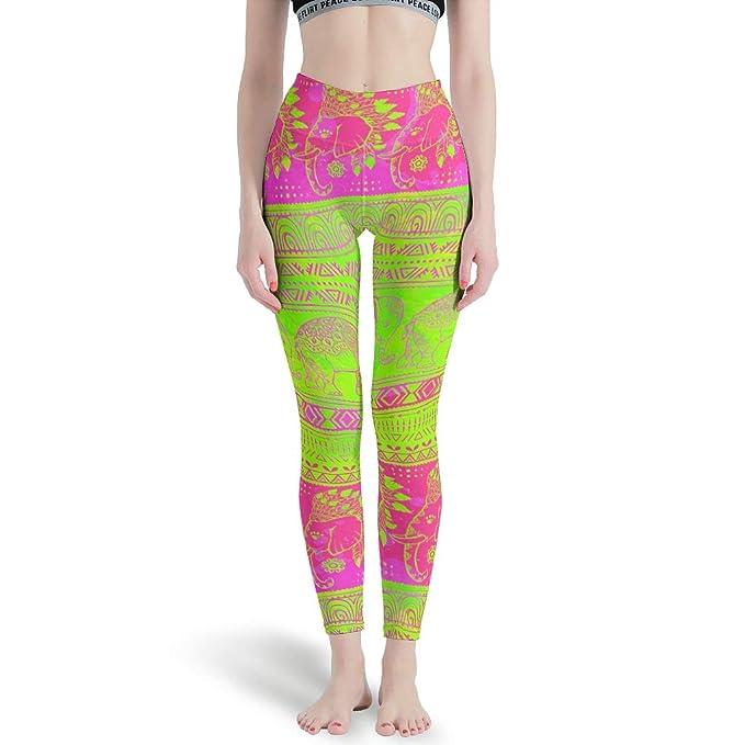Lind88 - Leggings Para Mujer, Diseño De Mandala Ca...
