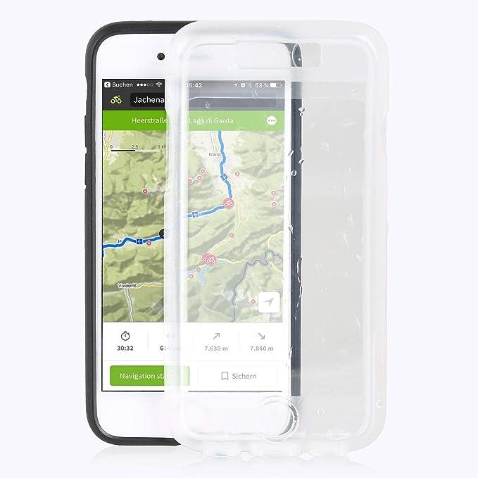 Wicked Chili Regen Überzug Kompatibel Mit Iphone 7 8 Elektronik