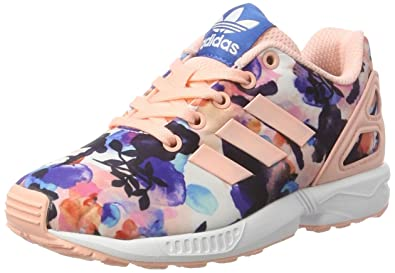 sports shoes c90c5 8ef68 adidas Girls' Zx Flux Trainers