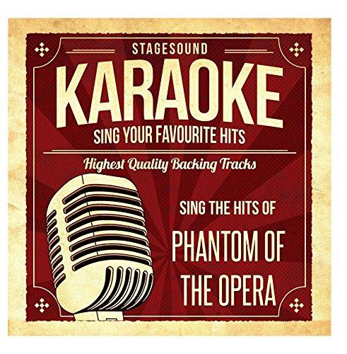 Phantom Of The Opera Karaoke Cd - Sing The Hits Of Phantom Of The Opera