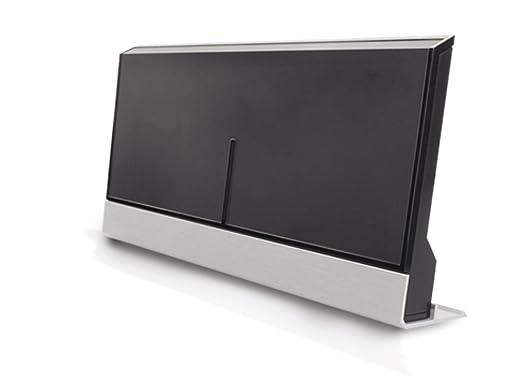 8 opinioni per One for All SV 9385- Antenna Full HD DVB-T, 47 dB, linea design
