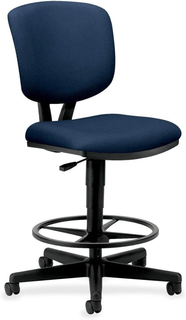 HON Volt Stool, 27 by 29-1 2 by 49-7 8-Inch, Navy
