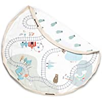 Play&Go Toy Storage Bag - Train - 140cm Toy Storage Bag