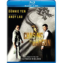 CHASING THE DRAGON debuts on Digital, Blu-ray Combo Pack and DVD January 23 from Well Go USA