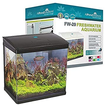 all pond solutions nano fish tank aquarium led lights with built in