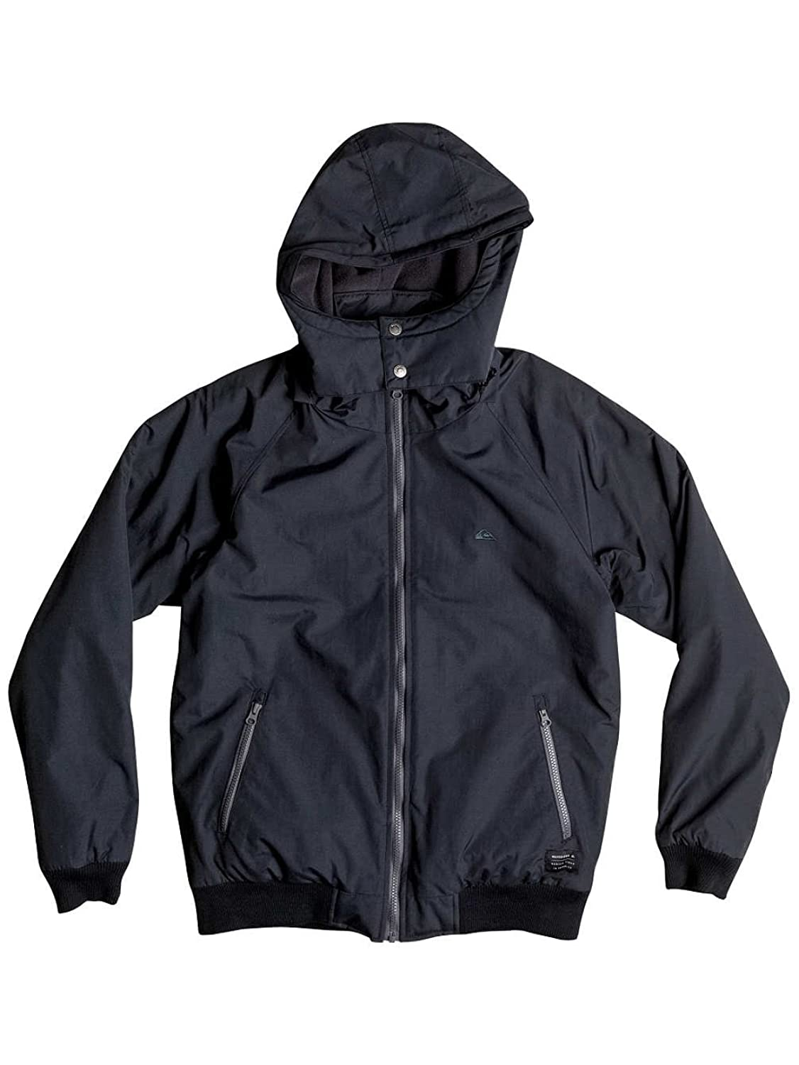 Quiksilver Black Out The Back Jacket