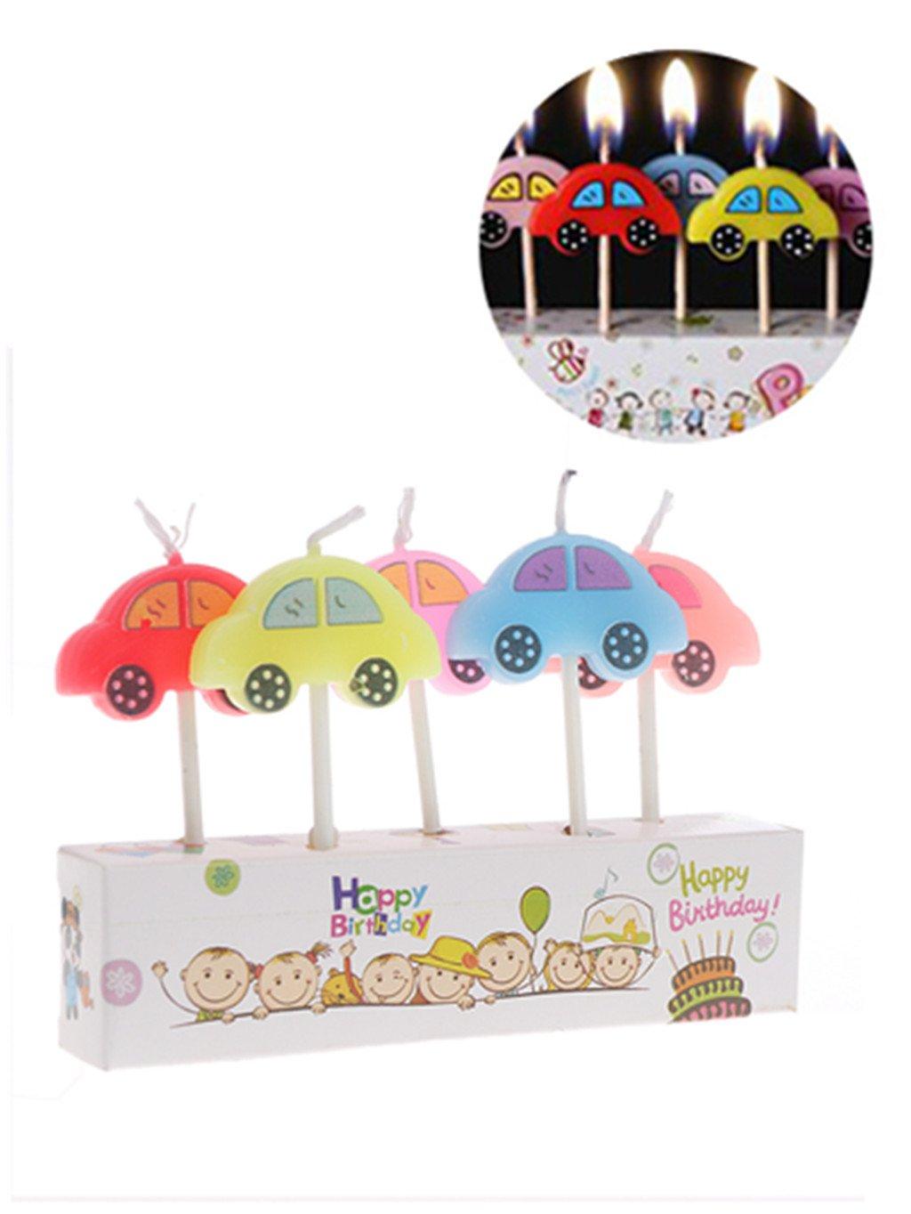 Onpiece Funny Cars - Velas para tarta de cumpleaños, diseño ...