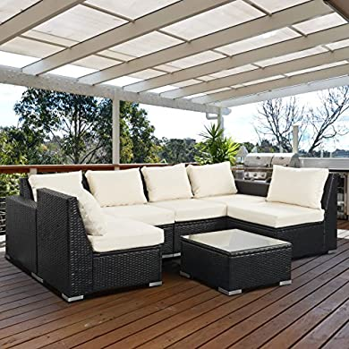 patio furniture sectionals