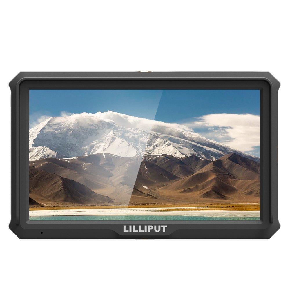 【新登場】Lilliput A5 7インチモニター 4K HDMI/Full HD 1920x1080 ビデオカメラ&DSLR写真撮影と映画製作など対応 1年保証 B07D4DRLWH