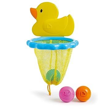Amazon Munchkin Jouet de Bain Canard Panier de Basket Baby