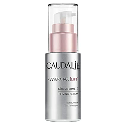 Amazon Com Caudalie Resveratrol Lift Firming Serum 1 Ounce Premium Beauty