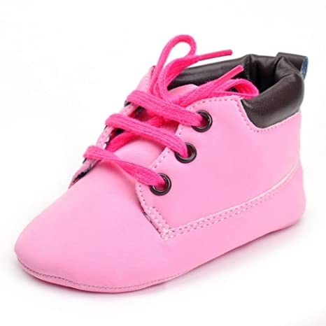 etrack-online bebé zapatillas suave suela zapatos de bebé 0 – 18 meses As the