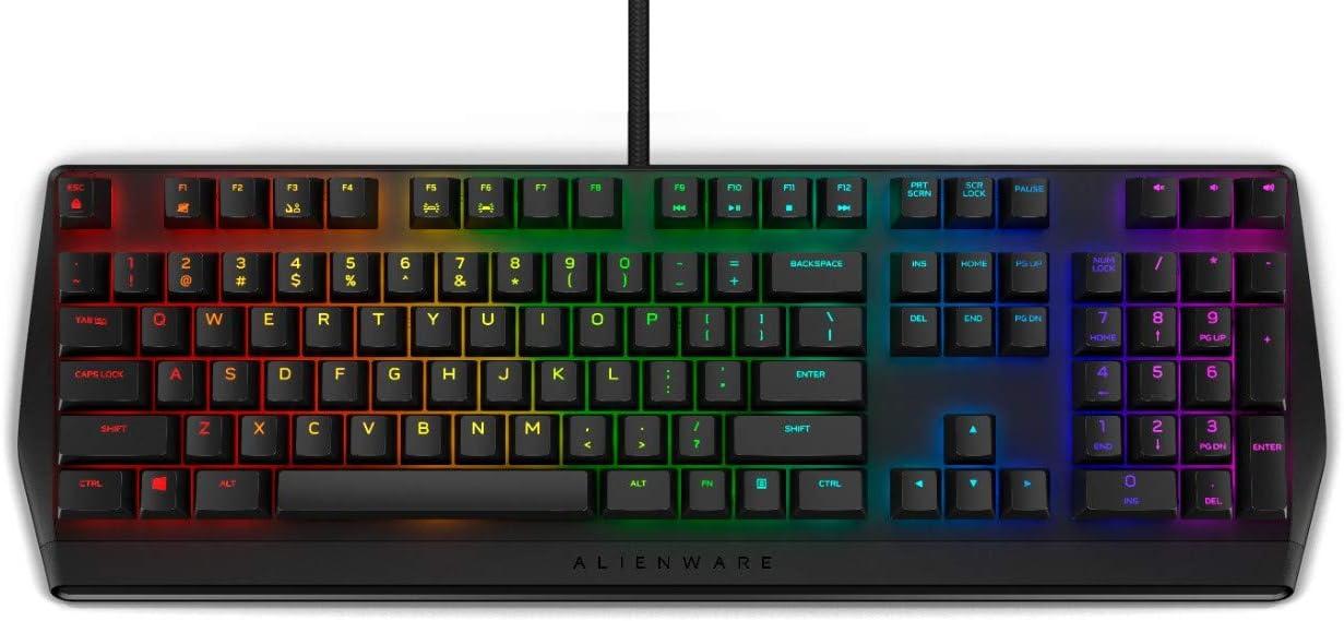 Alienware AW410K Mechanical Gaming Keyboard