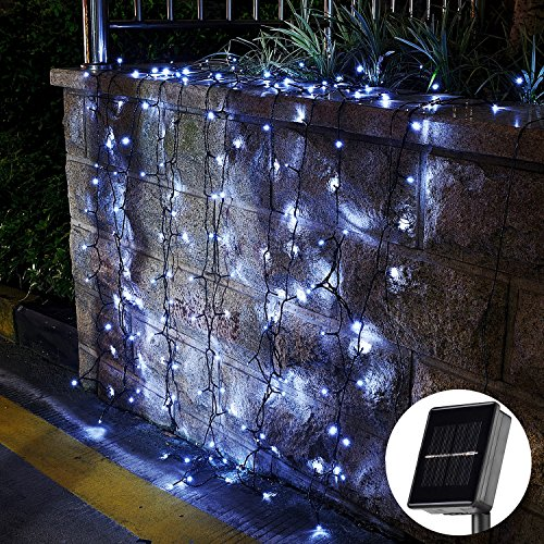 Solar Mini Lights On String : solar string lights (200 mini led or 30 globe led white?