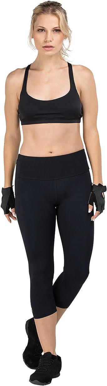 Petite Thru Plus Delfin Spa Womens Body Slimming Shapewear Capris