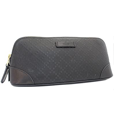 buy online 89d02 a82d9 Amazon   GUCCI(グッチ)ディアマンテ ポーチ 354503 ブラック ...