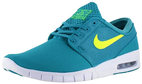best website e0b1b 2e05b Nike Stefan Janoski Max Mens Sneakers, Dusty Cactus Volt White, 13 D