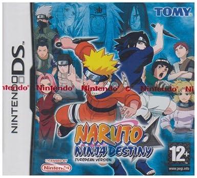 Naruto Ninja Destiny (Nintendo DS) [Importación inglesa ...