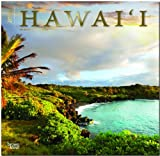 Hawaii 2015 Square 12x12 (ST-Gold Foil) (Multilingual Edition)