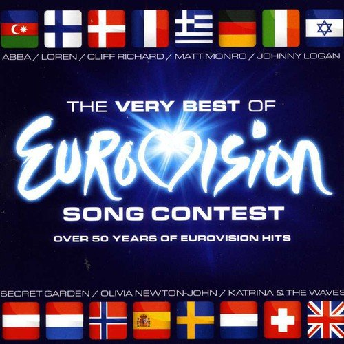 The Very Best Of Eurovision Song Contest: Eurovision Song Contest: Amazon.es: Música