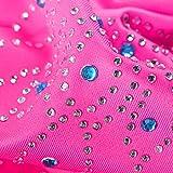 Gymnastics Leotard for Girls Shiny Diamond Ballet
