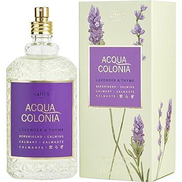 4711 ACQUA COLONIA by 4711 LAVENDER & THYME EAU DE COLOGNE SPRAY 5.7 OZ for WOMEN