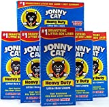 Jonny Cat Cat Litter Box Liners 5 Box (Pack of 6)