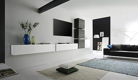 tft decoración de Pared Muebles de Salón 6 armarios de ...