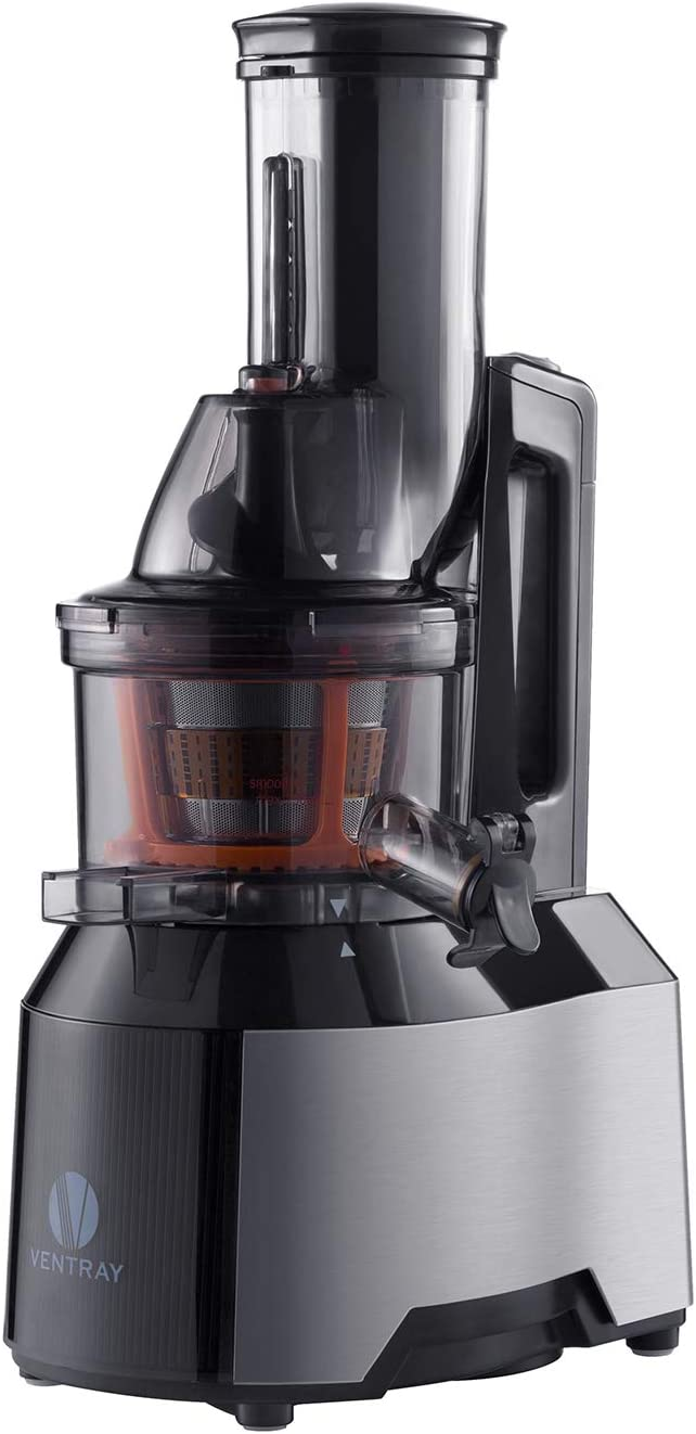 Ventray Slow Press Masticating Juicer