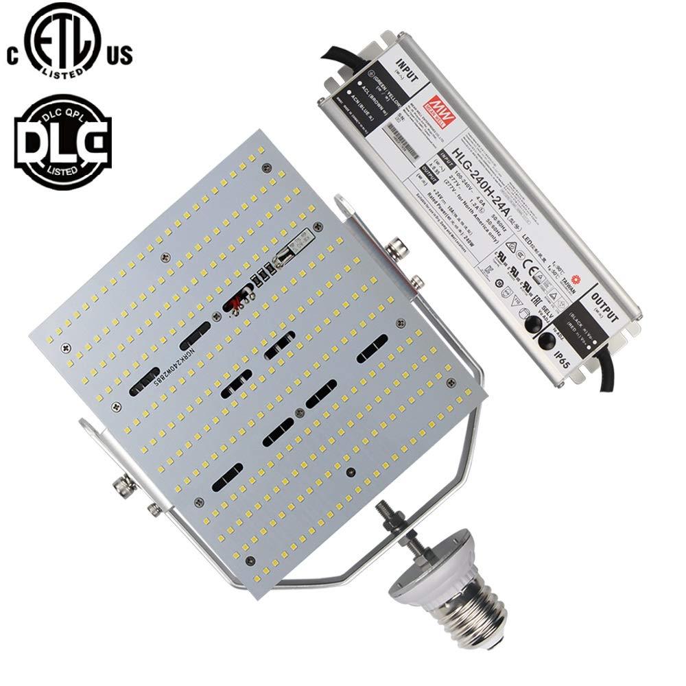 240w led shoebox retrofit 1000 watt metal halide e39 mogul base area rh amazon com