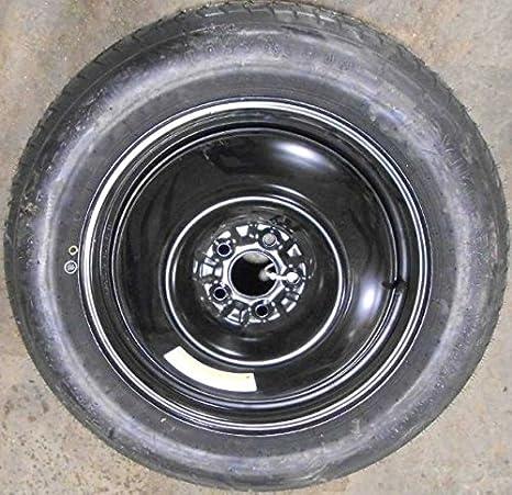 03 - 14 Nissan Murano 14 - 15 QX60 Pathfinder rueda de repuesto compacto Donut garantía 2582: Amazon.es: Coche y moto
