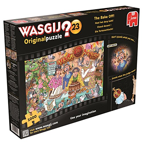 Wasgij Bake Off Jigsaw Puzzle by Jumbo