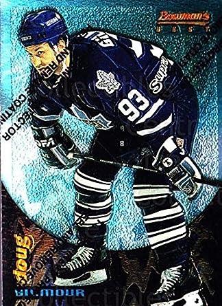 4c5719016 Amazon.com  (CI) Doug Gilmour Hockey Card 1994-95 Finest Bowmans Best Blue  (base) 19 Doug Gilmour  Collectibles   Fine Art