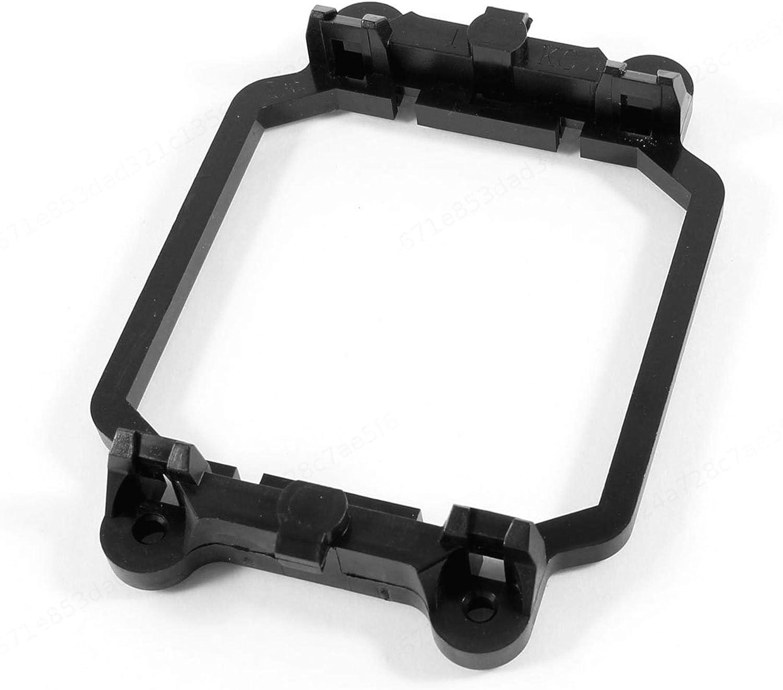 Soporte AMD Plástico Negro Base de Soporte de Ventilador de refrigeración de CPU AMD para zócalo AM2 AM3