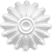 1 placa embellecedora de techo decoración roseta
