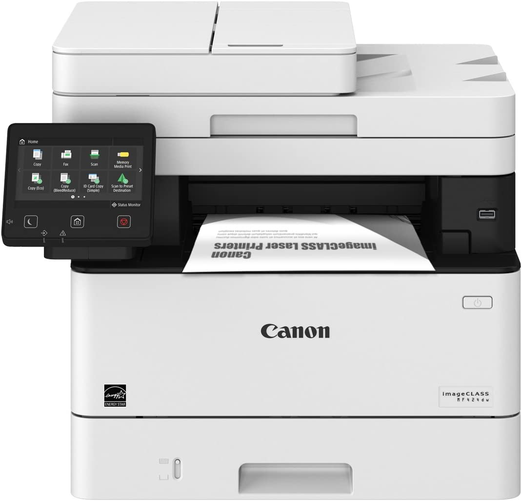 Monochrome Printer with Scanner Copier