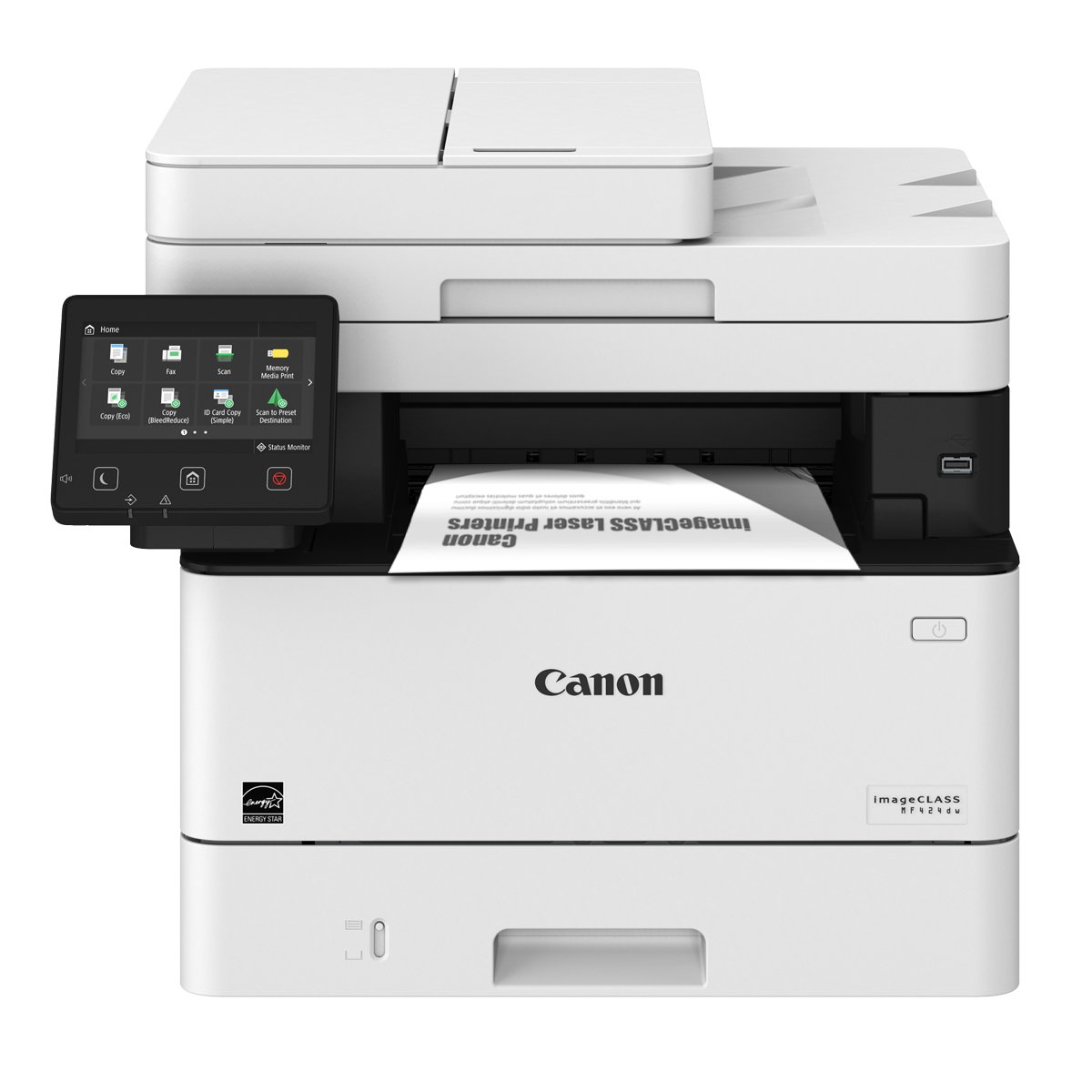Canon imageCLASS MF424dw Monochrome Printer with Scanner Copier & Fax by Canon