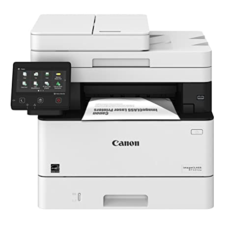 Canon imageCLASS MF424dw Monochrome Printer with Scanner Copier & Fax