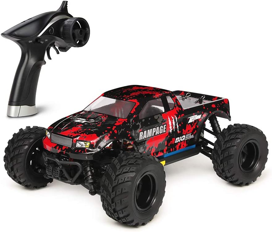 Best Waterproof RC Trucks: These 4x4 Vehicles Love Getting Wet 1