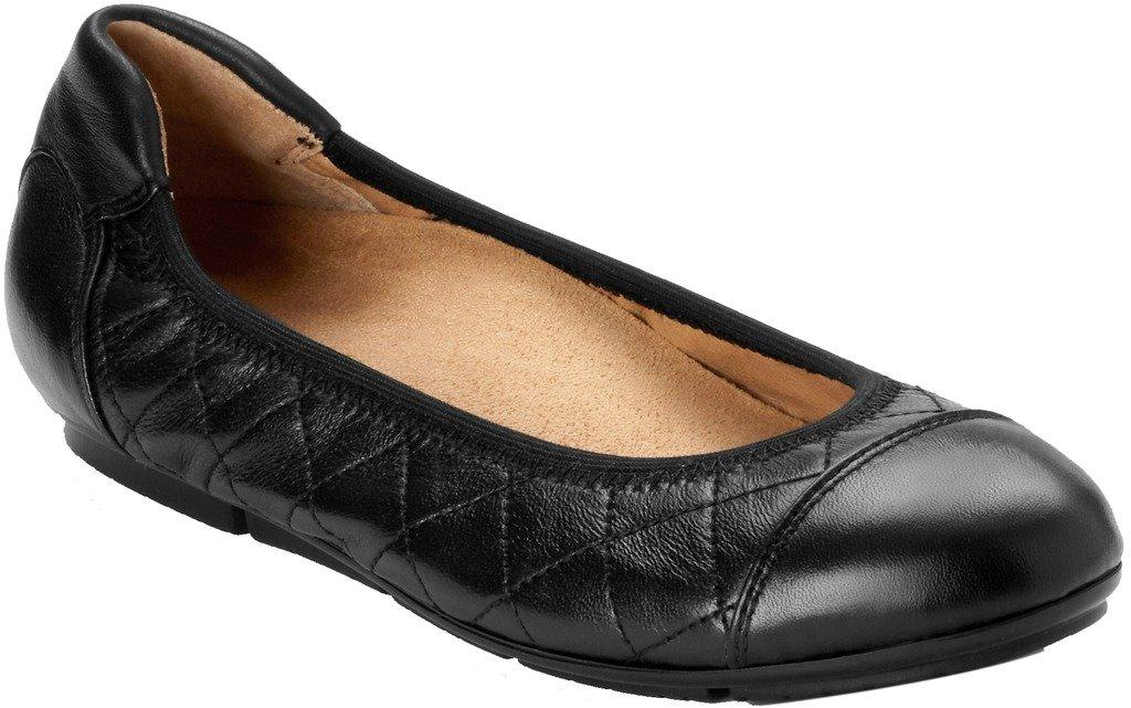 Vionic Ava Womens Ballet Flats Black - 9 Medium