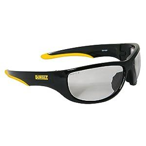 DeWalt DPG94-9C Dominator Safety Glasses, Indoor/Outdoor Lens