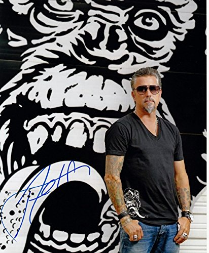 Richard Rawlings 8 X 10 Photo Autograph