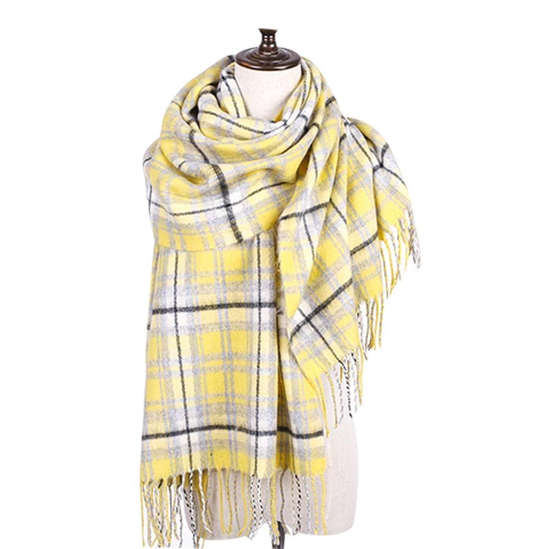 Super Soft Wrap Shawl/Fashion Winter Warm Tartan Scarf/Best Gift for Women