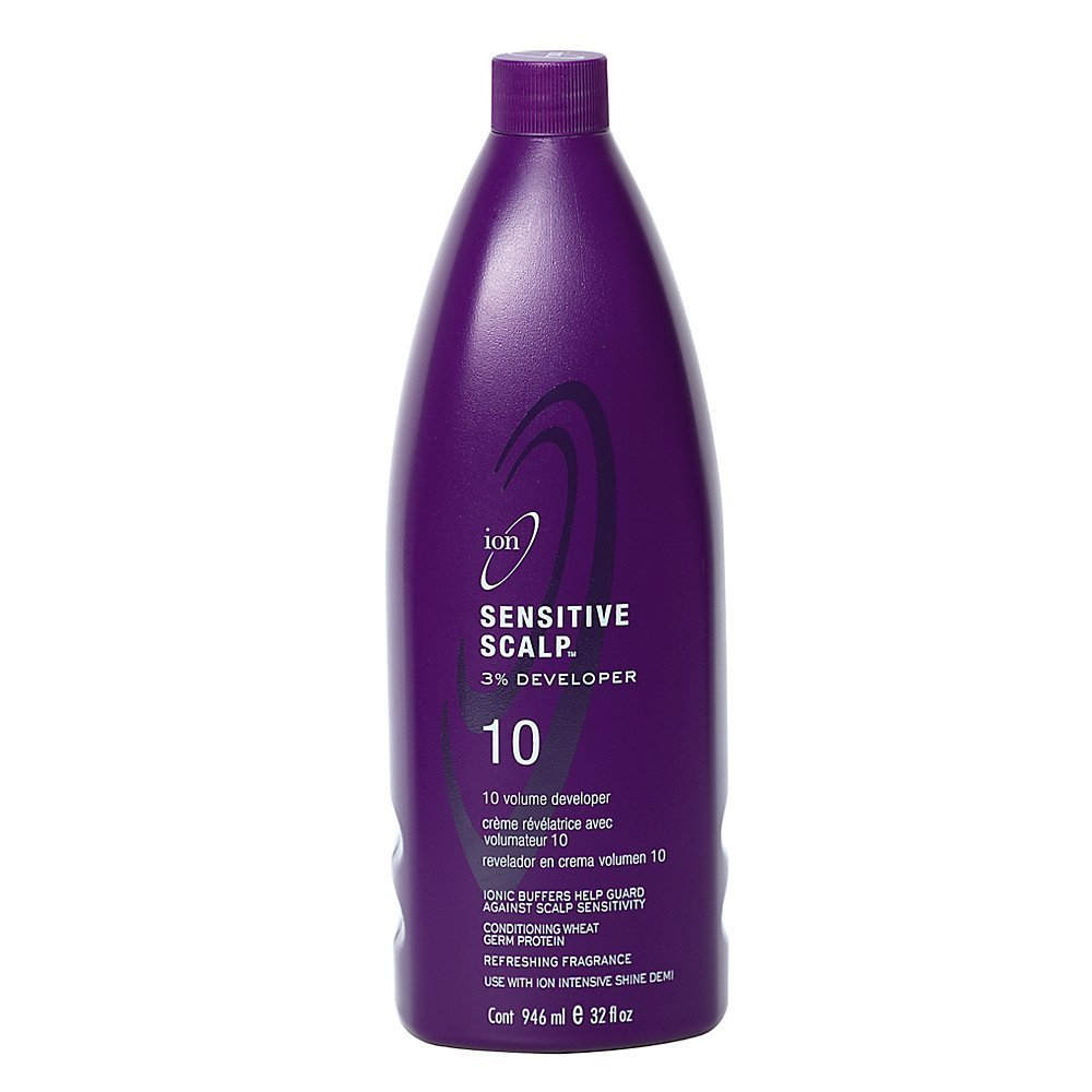 Ion Sensitive Scalp 10 Volume Creme Developer 32 oz. by Ion ION HAIRCOLOR