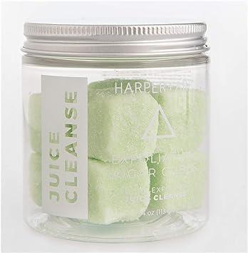 Harper+Ari Juice Cleanse Exfoliating Sugar Cubes
