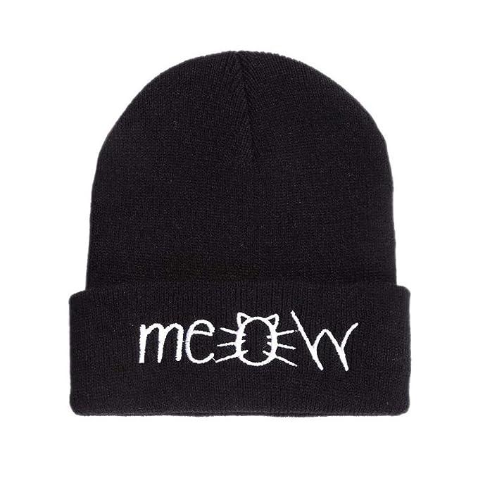 Autumn Winter Cap Men Women Casual Hip Hop Hats Knitted Skullies Beanies Hat Warm Winter Hat