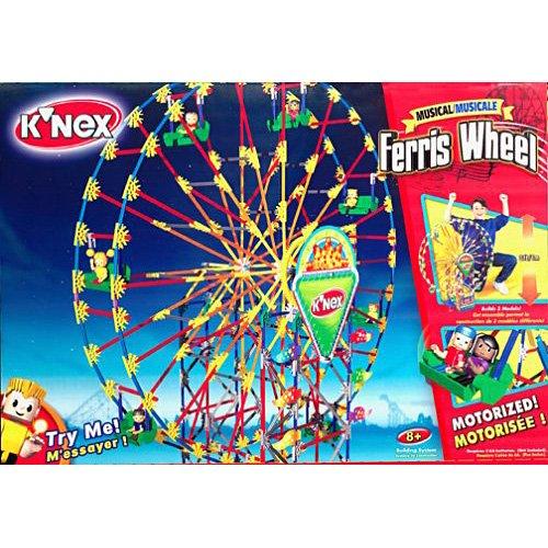 Knex Musical Ferris Wheel