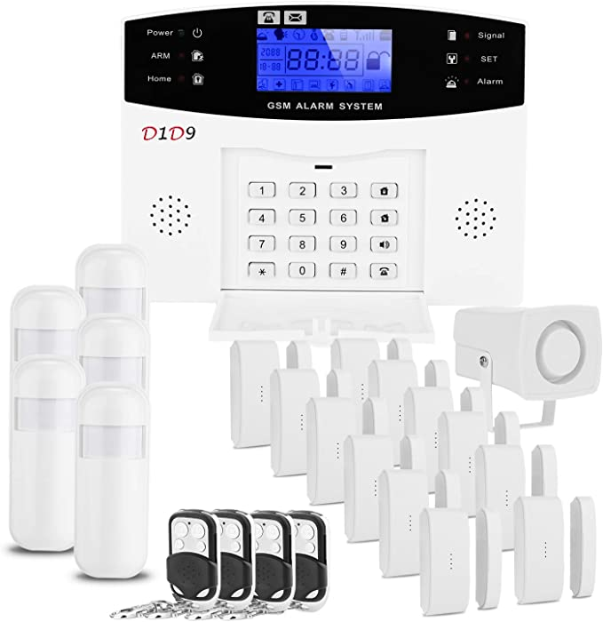 Top 10 Home Wireless Alarms Wireless Alarms For The Home