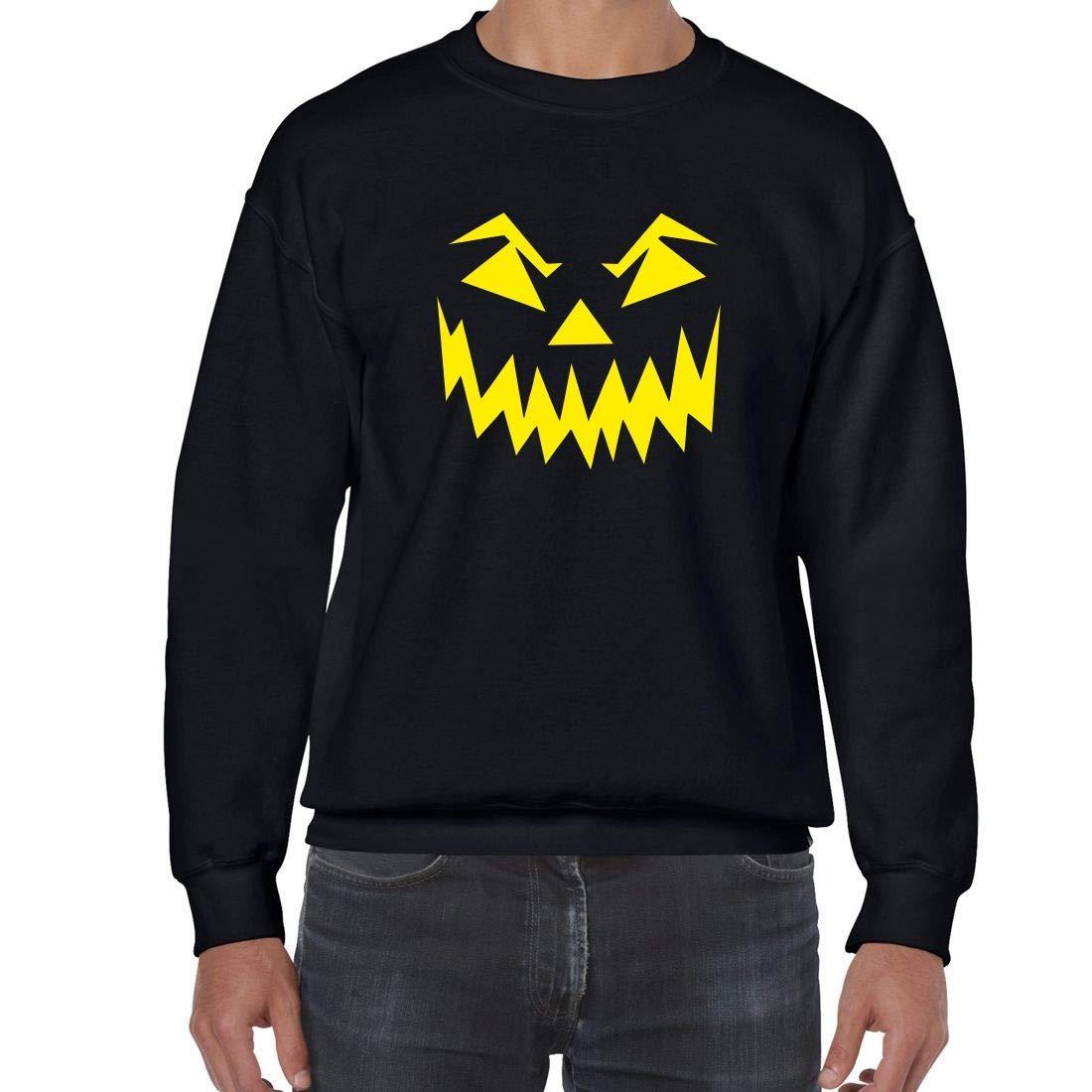 Halloween Pumpkin Sweater Shirts