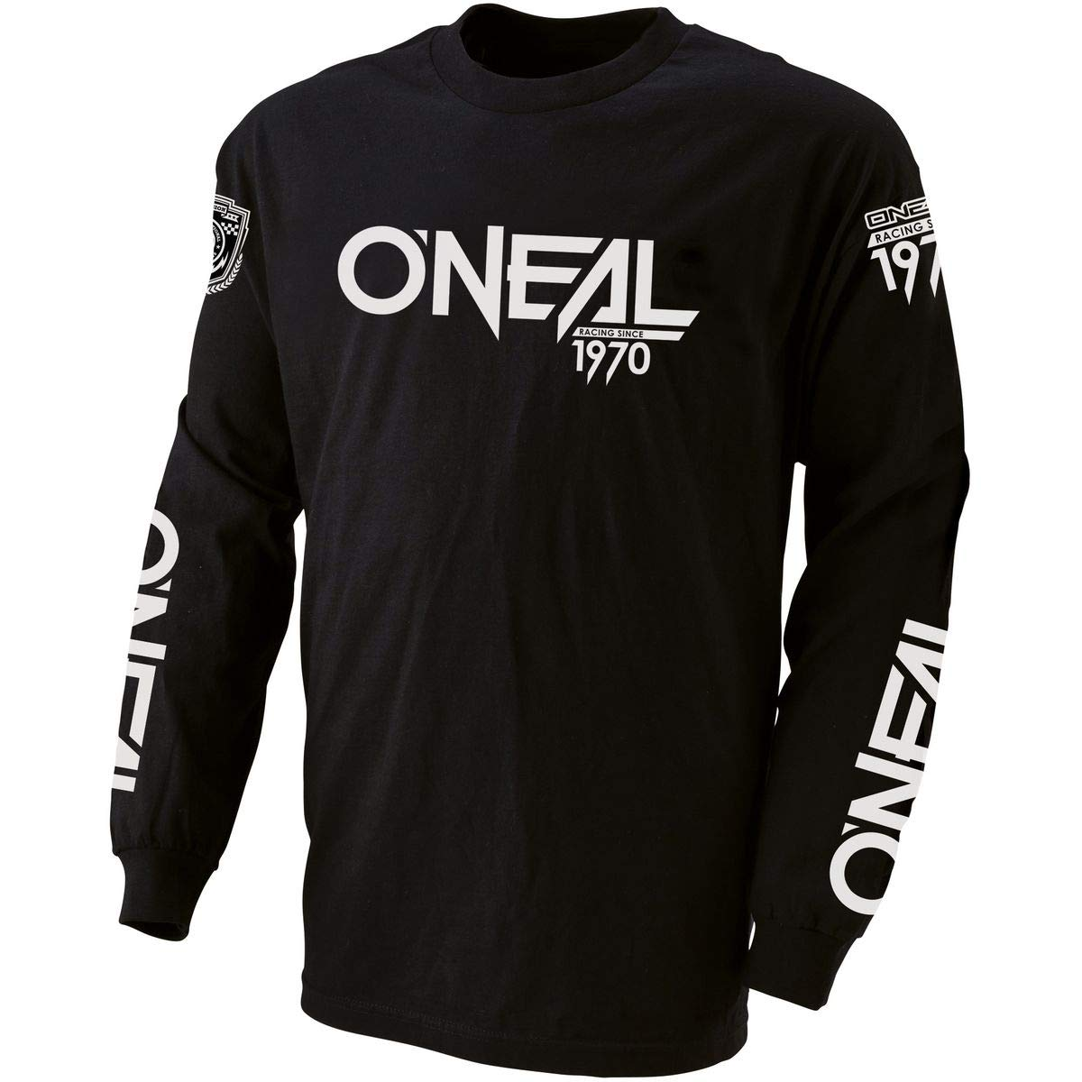 O/'Neal 0085-012 ONeal Demolition Unisex-Mens Jersey Black, Small